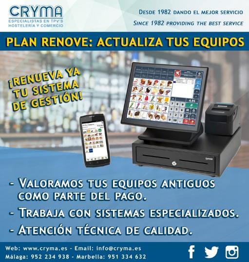 Cryma Plan Renove 2018