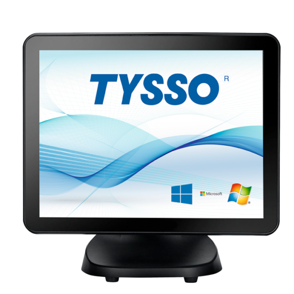 TPV TYSSO TP-2515 vista frontal
