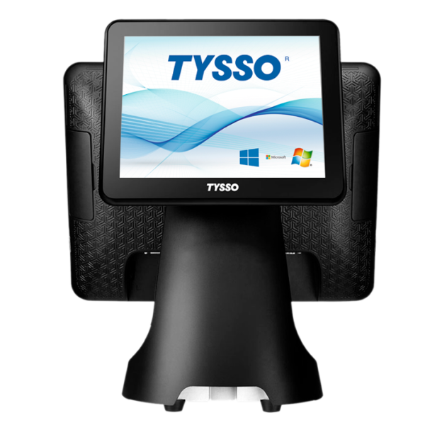 TPV TYSSO TP-2515 display trasero