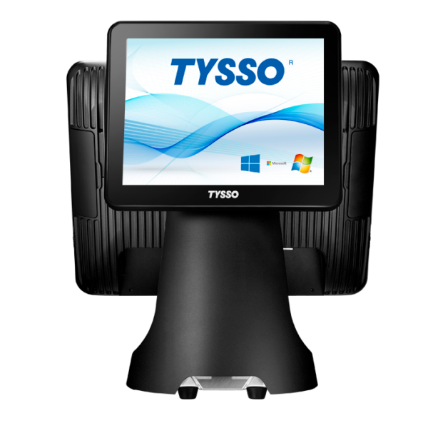 TPV TYSSO TP-7715 display trasero