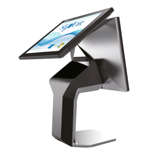 TPV SENOR i3 con pantalla adicional