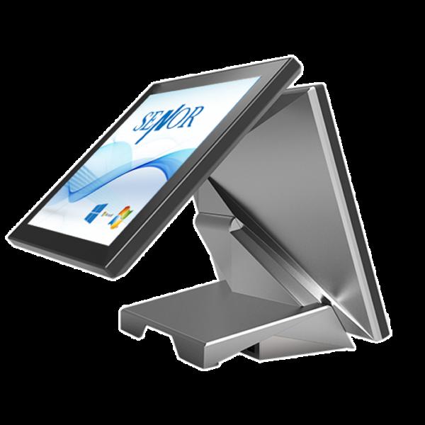 TPV SENOR V5 con pantalla doble