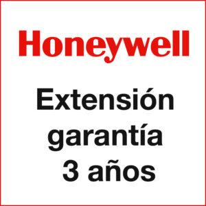 Extensión garantía HoneyWell