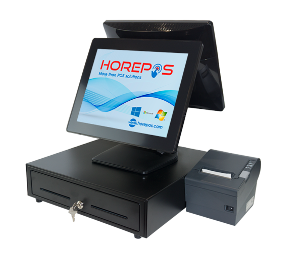 PACK TPV HOREPOS TP-1590D