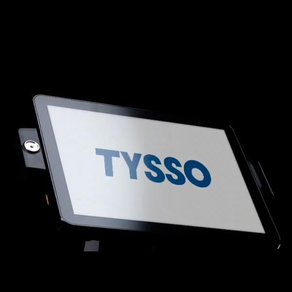 Lector de llaves magnéticas i-button TYSSO TP-2515 y TP-7715