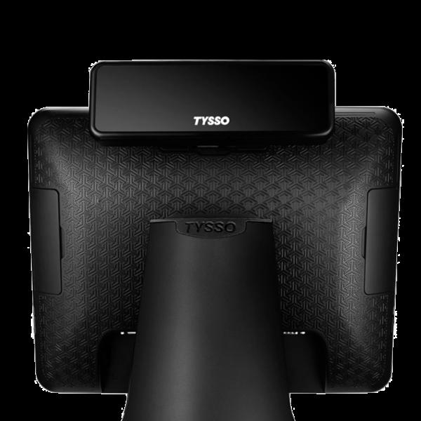 Display trasero VDF Display trasero cliente TP-2515/7715