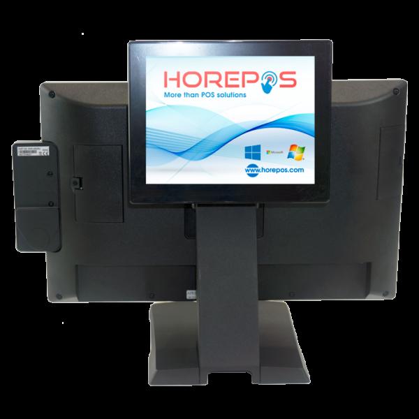 HOREPOS AMPLITUD display trasero