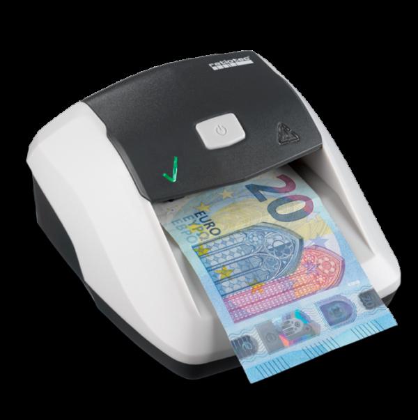 Detector de billetes falsos Soldi Smart