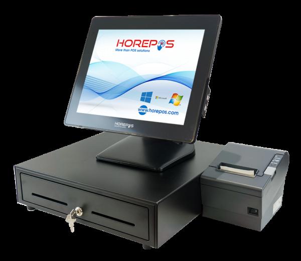 Pack TPV HOREPOS TP-1595
