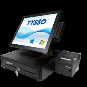 PACK TPV TYSSO TP-1515
