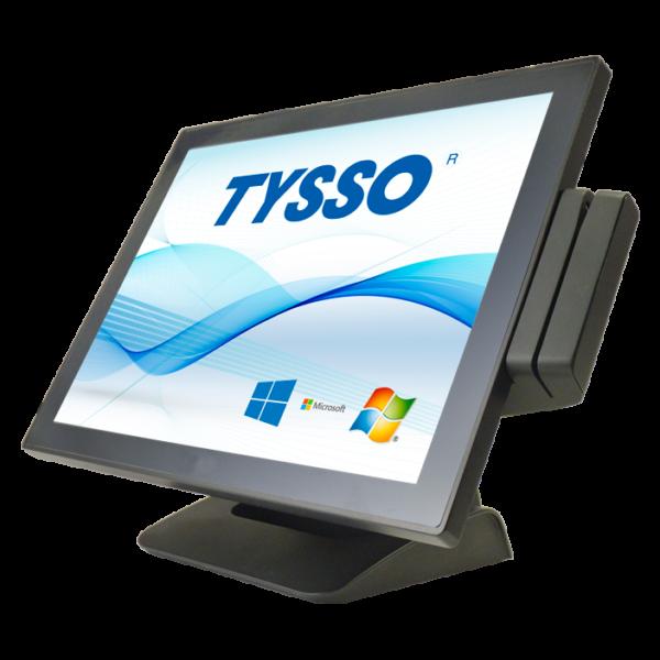 TPV TYSSO TP-1515 vista lateral