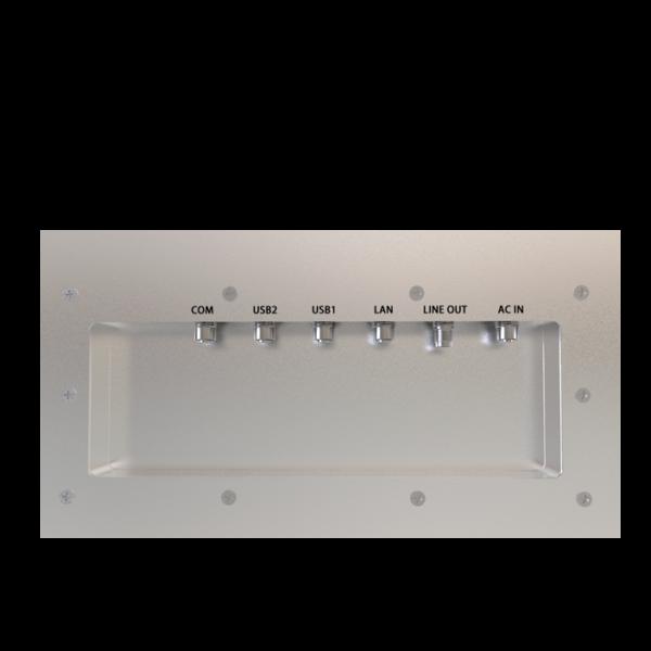 Monitor de cocina KS-1330 conexiones