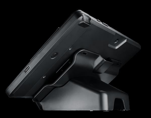 TPV Portátil TYSSO MP-1311 vista posterior lateral