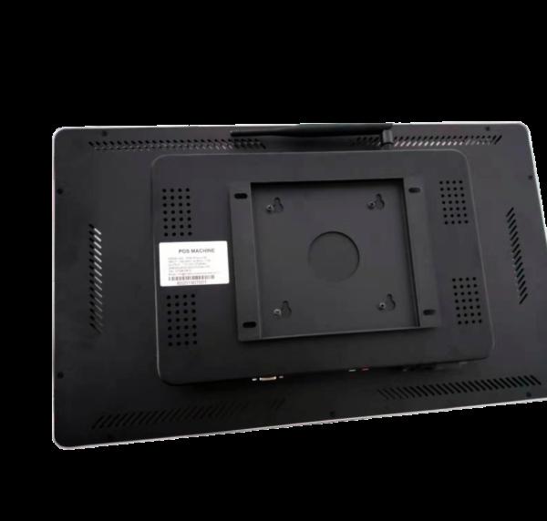 Monitor de cocina HOREPOS KD-1080 trasera