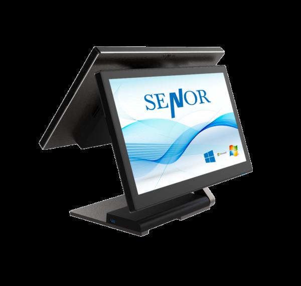 TPV Senor X3 con pantalla trasera cliente