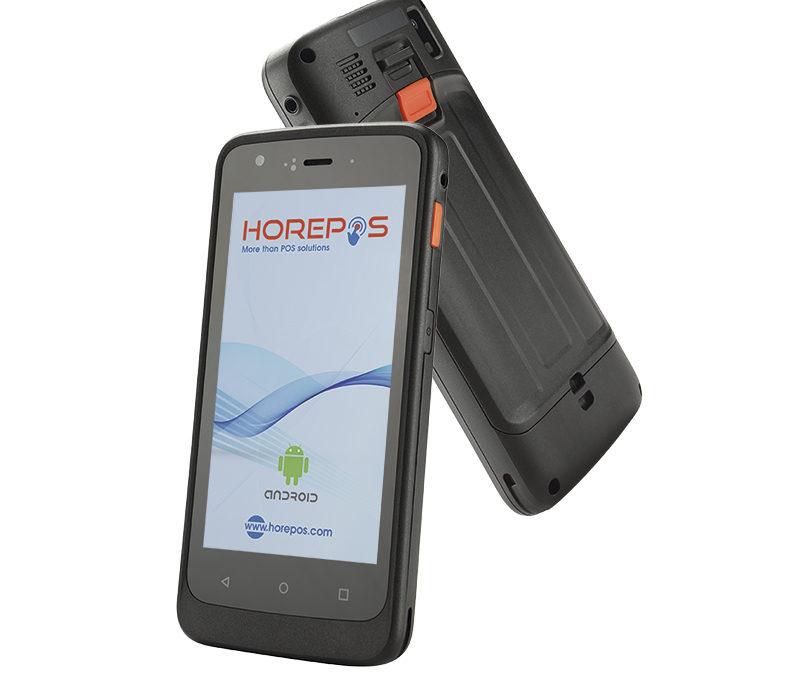 PDA industrial: qué es y cómo es el modelo Horepos A500