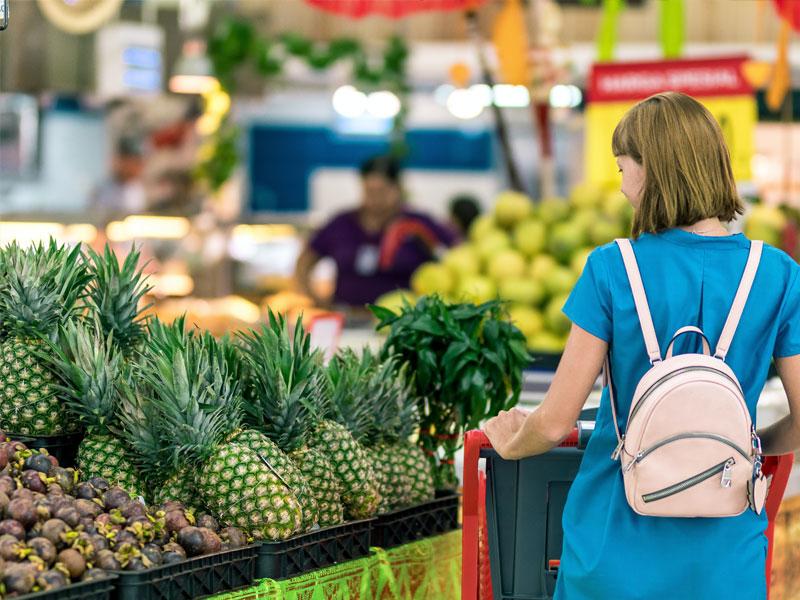 Conoce las ventajas de usar un TPV en un supermercado
